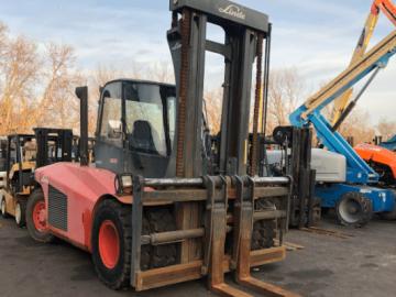 Linde Forklift H160D