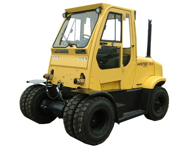 Hyster Pneumatic Forklift